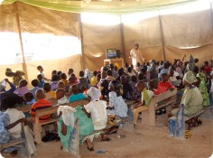 Children Class during Confab