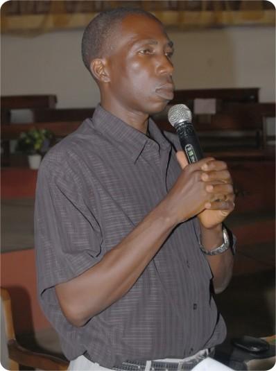 Pastor I. O. Alabi