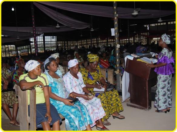 Yoruba Section