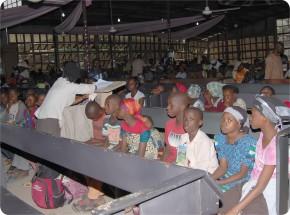 Seminar Class Children Class during Confab