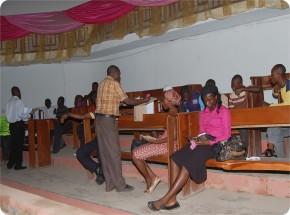 Seminar Class during Confab