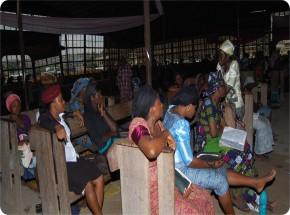 Seminar Class during the Confab