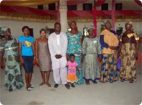 Delegate from Oshodi Branch Lagos