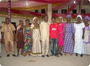 Delegate from Ijagba Branch Ogun State