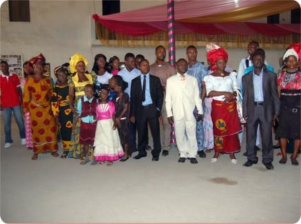 Delegate from Benin-City Branch Edo State