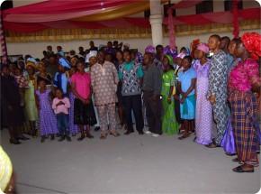 Delegate from Oke-Ira 2 Branch Lagos