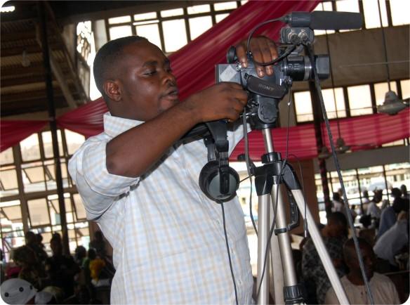 Dayo One of the Camera man