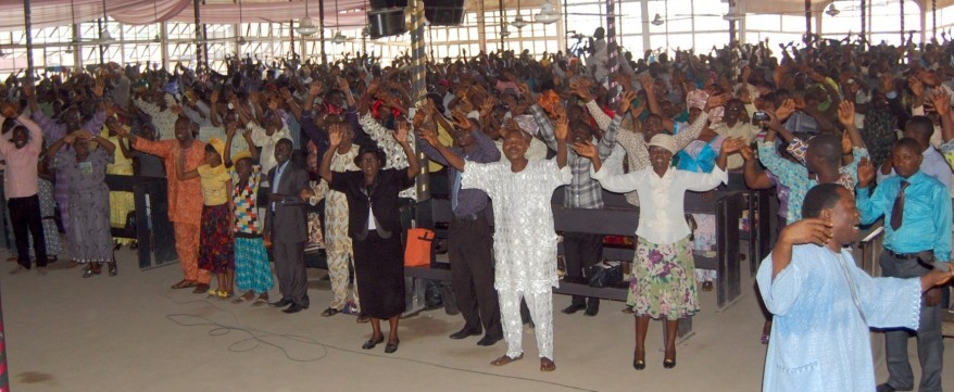 Worship Time During The Confab