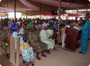 Yoruba Section During Confab