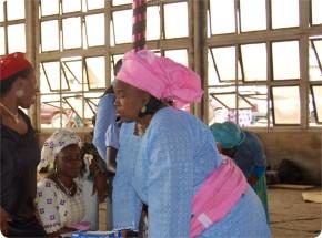 Pastor Mrs G. O.